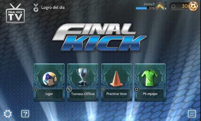 Final Kick, un juegazo depenaltis