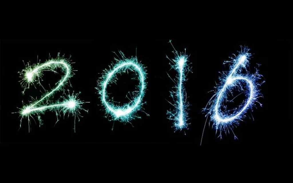 Feliz y próspero2016