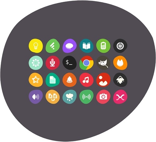 Uniform Icons, una forma distinta de iconos
