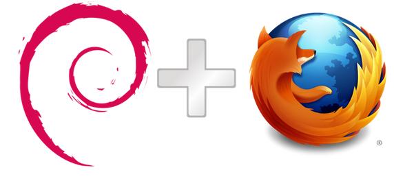 Empezando con Debian #3: Error inesperado al actualizarFirefox
